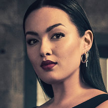 Spy Games Season 1 Headshot Mia Kang