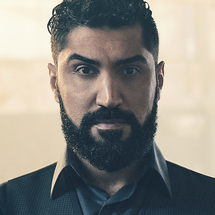 Spy Games Season 1 Headshot Saif Kareem