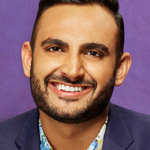 Family Karma Season 1 Headshot Shaan Patel