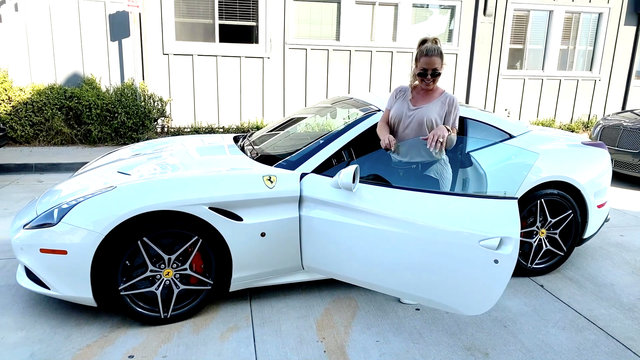 Watch Elizabeth Lyn Vargas Is A Car Addict Here S Her Latest Purchase The Real Housewives Of Orange County Season 15 Video
