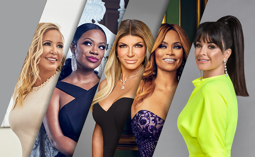 Real Housewives Microsite