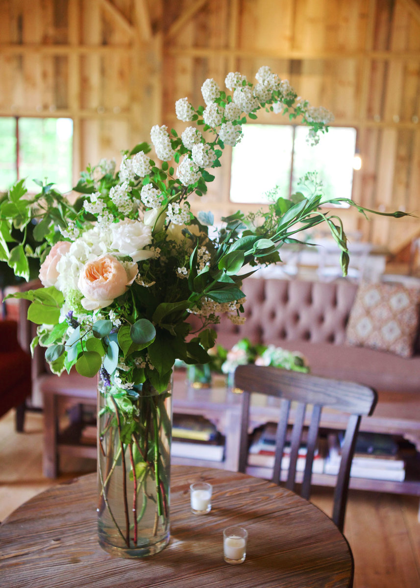 Reception Floral Arrangement