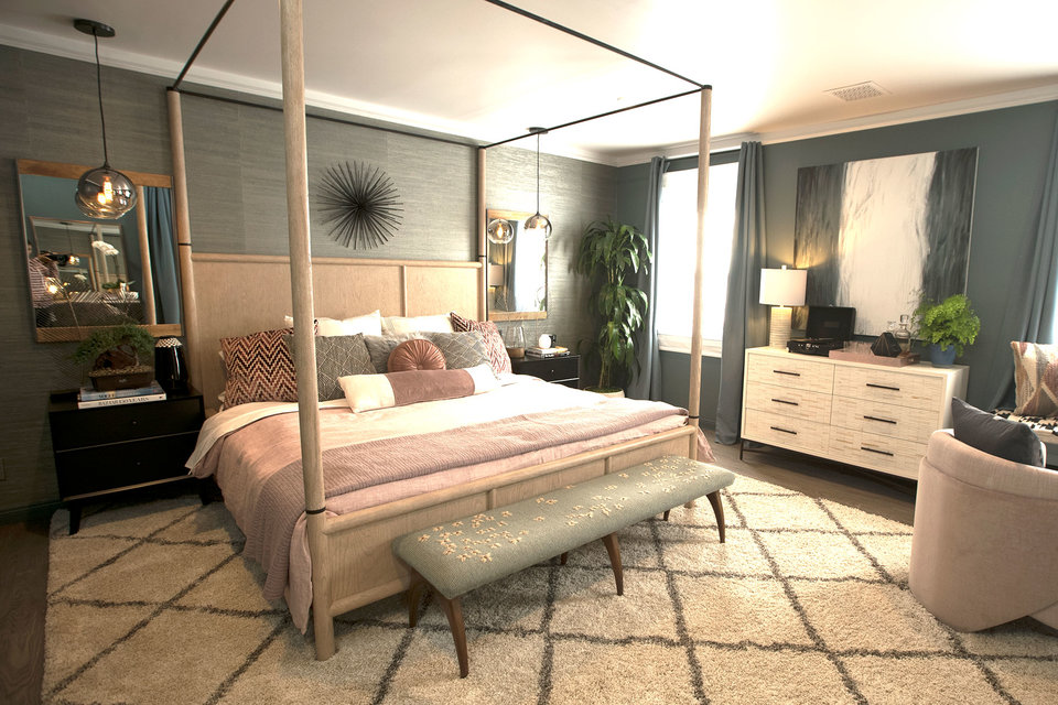 . Best Room Wins Before and After  Contemporary Bedrooms   Best Room