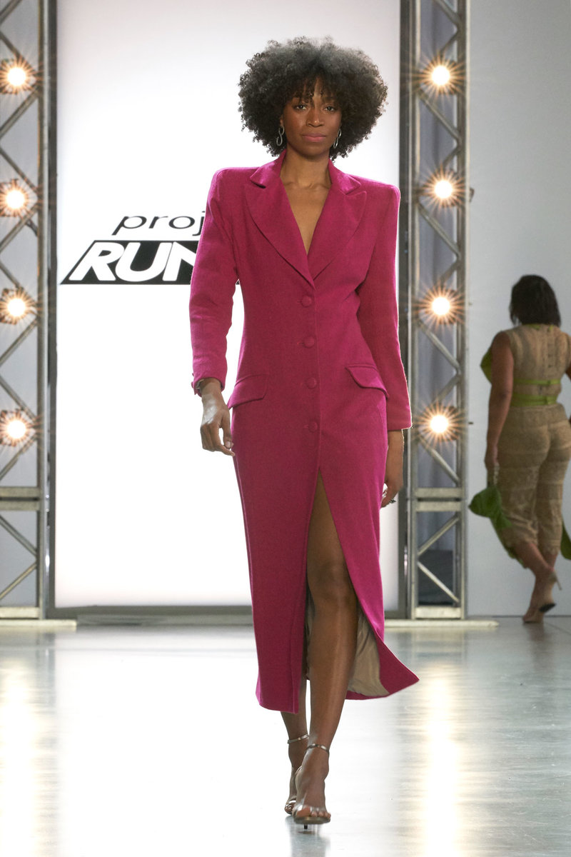 Project Runway 1814 Final Outfit 06