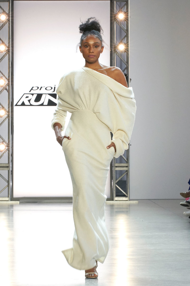 Project Runway 1814 Final Outfit 10