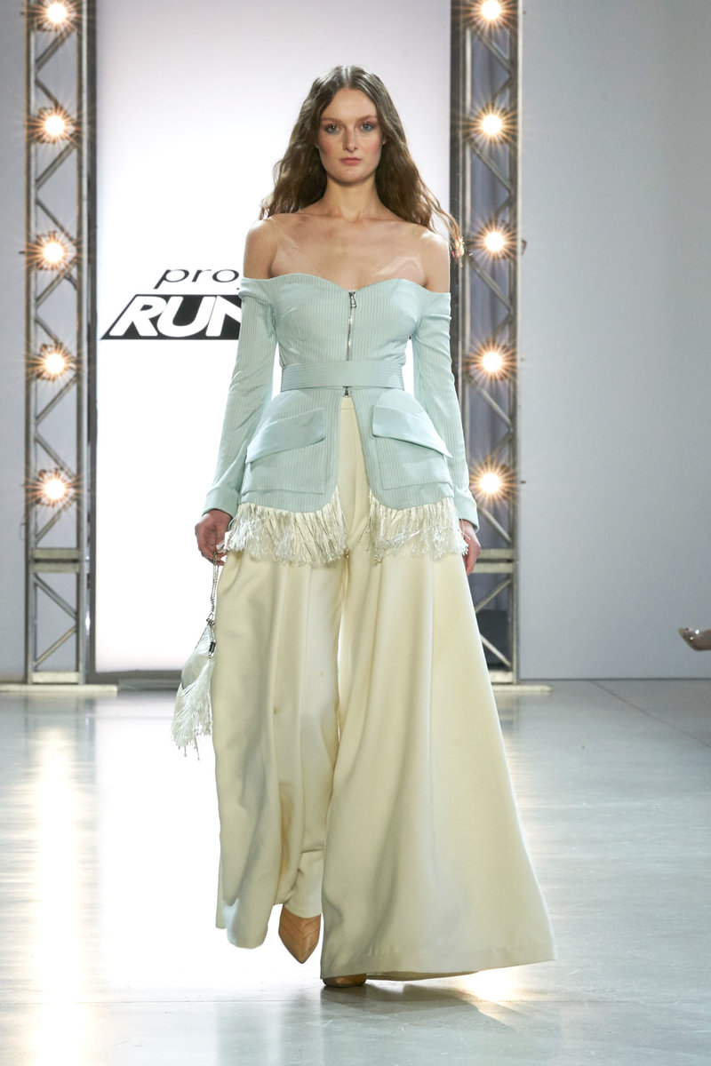 Project Runway 1814 Final Outfit 13
