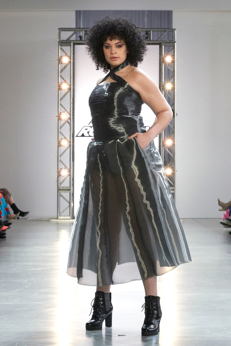 Project Runway 1814 Final Outfit 27