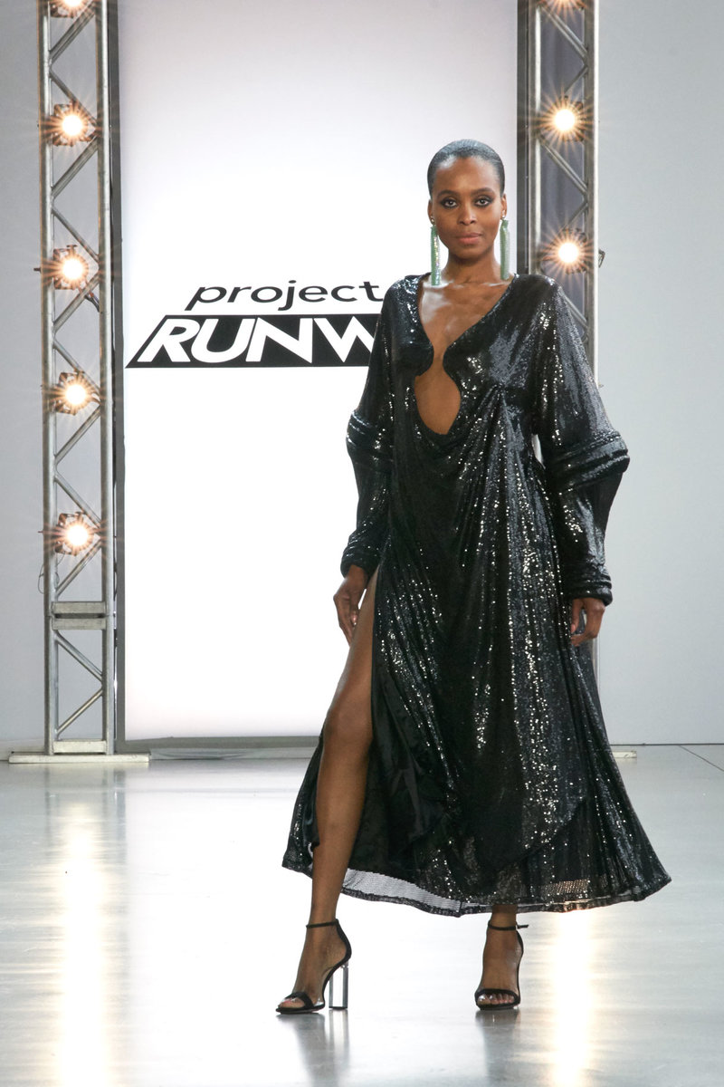 Project Runway 1814 Final Outfit 38
