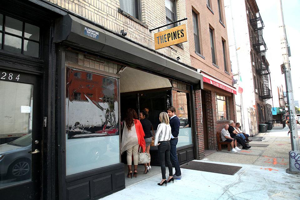 The Pines Restaurant