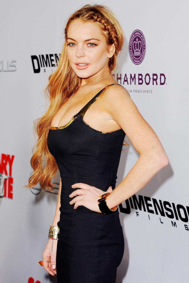 15 Times Lindsay Lohan... Lindsay Lohan