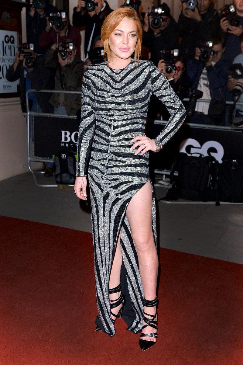 15 Times Lindsay Lohan...