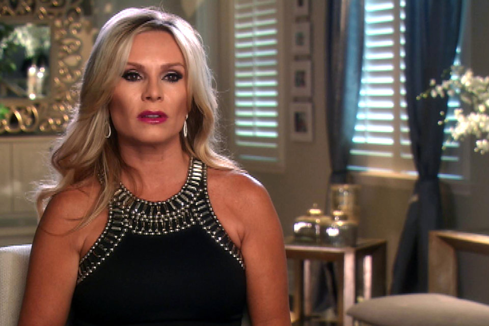 Real Housewives Of Orange Countys Tamra Judge Reveals She