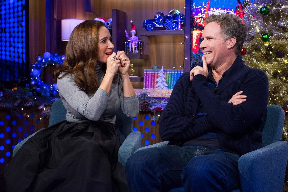Will Ferrell & Maya Rudolph | Watch What Happens Live with