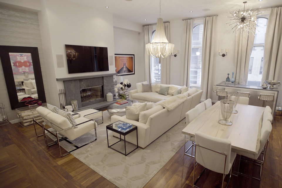 Go Inside Bethenny S Brand New Apartment