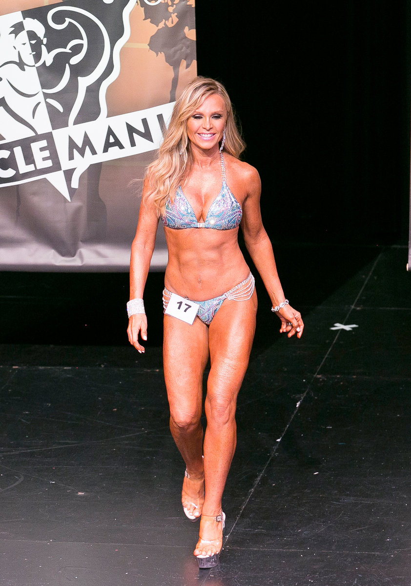 Tamra Judge U0026 39 S First Fitness Competition