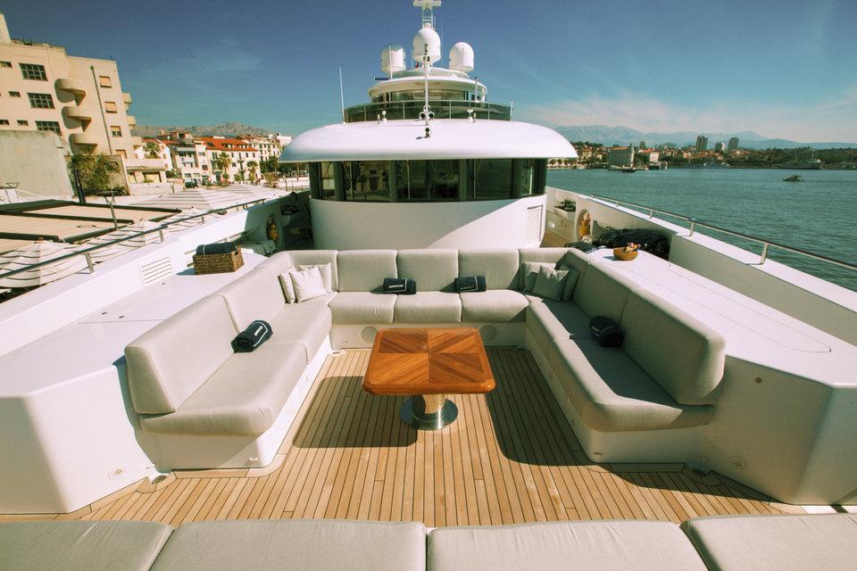 Take a Tour of Mega-Yacht, Sirocco   Below Deck Mediterranean Photos