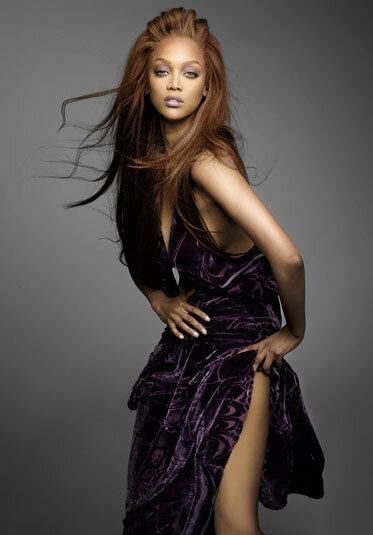 tyra banks  americas next top model photos