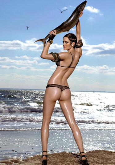 Model nackt super 10 Popular