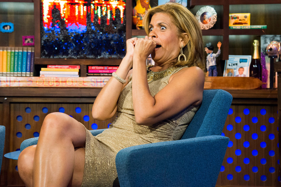 Tamra Barney & Hoda Kotb | Watch What Happens Live with Andy
