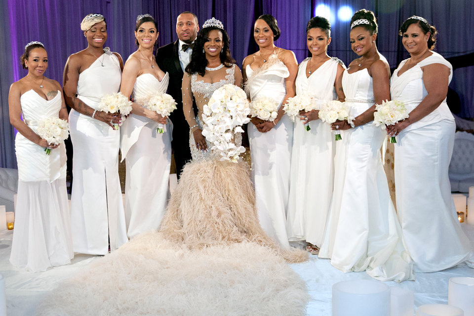 Kandi and Todd's Wedding Album | The Real Housewives of ...
