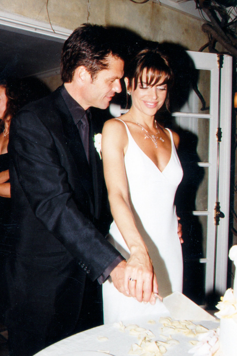 Before They Were Housewives Lisa Rinna The Real