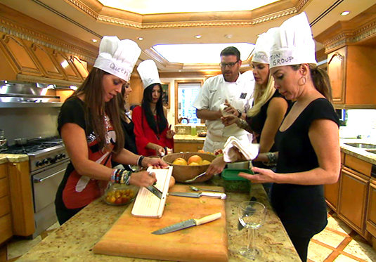 Miami Eats | The Real Housewives of Miami Photos