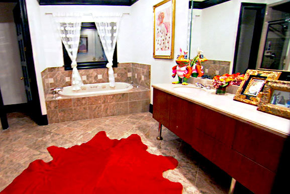 Tour Kandi Burruss New Home The Real Housewives Of
