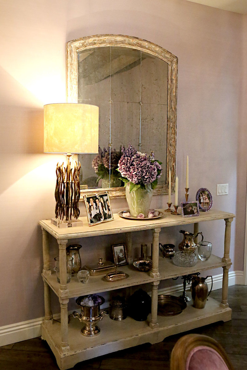 Tour Kyle Richards Home And Closet The Real