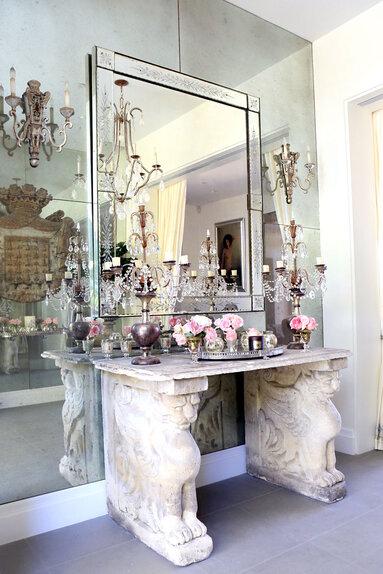Vanity Room Closet Small