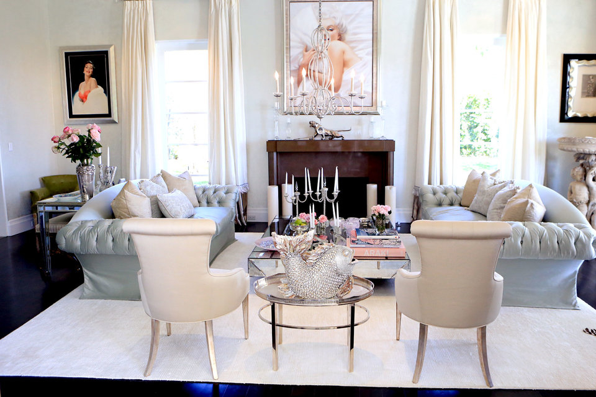 Tour Lisa Vanderpump S Villa Rosa The Real Housewives Of