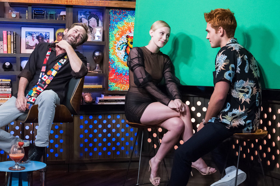 The Riverdale Cast | Watch What Happens Live with Andy Cohen