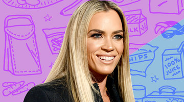 Teddi Mellencamp Arroyave on Trader Joe's