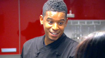 Phaedra's Kitchen Belongs to Chef Roble