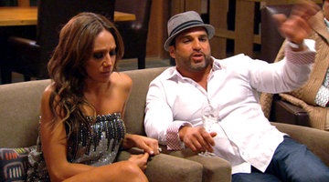 Joe Gorga Blows Up