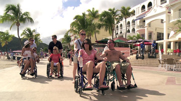 Wheelchair Pub Crawl