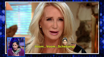Kim Richards Meets Songify