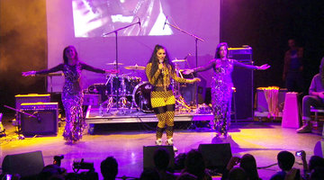 The Persian Pop Priestess Performs!