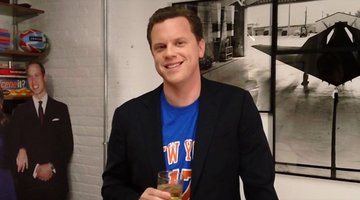 Six Questions with Willie Geist