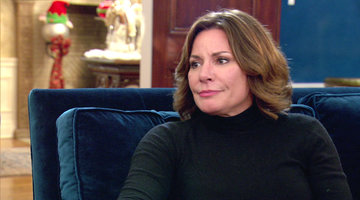 Does Luann Fully Trust Tom?