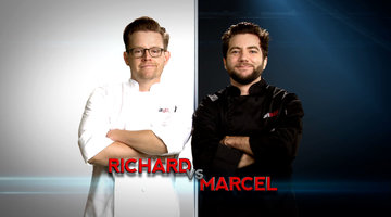 Call Out: Richard Vs. Marcel
