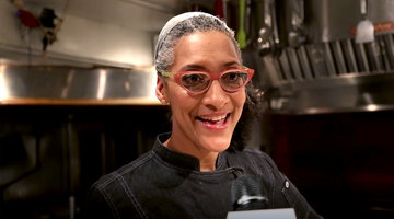 Carla Hall Explains Why She Loves Being Part of the Top Chef Family