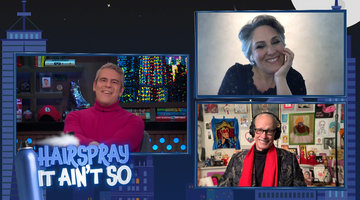 Ricki Lake & John Waters Dish about 'Hairspray'