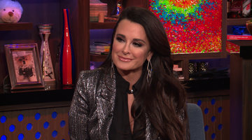 Did Kyle Richards See Kylie Jenner's Baby Bump?
