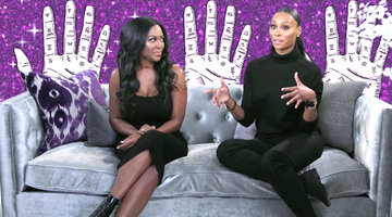 #RHOA After Show: Is Kenya Moore Having a Boy?