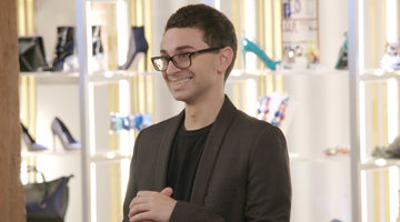 Christian Siriano Delivers a Major Twist to the Designers