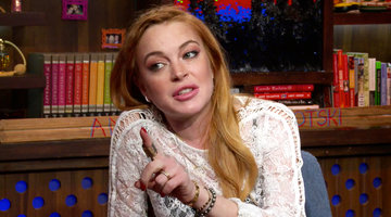 Was Lindsay Partying at Coachella?