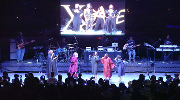 Xscape Rocks the Stage