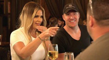 Kim Zolciak-Biermann Sees Her Brother for the First Time in 16 Years