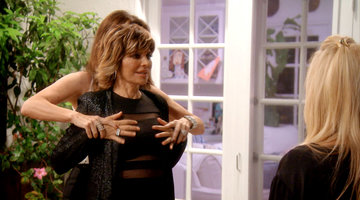 Lisa Rinna Is LVP's Puppet