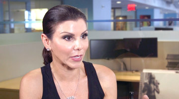 Heather Dubrow Breaks Down Terry Dubrow's Struggles